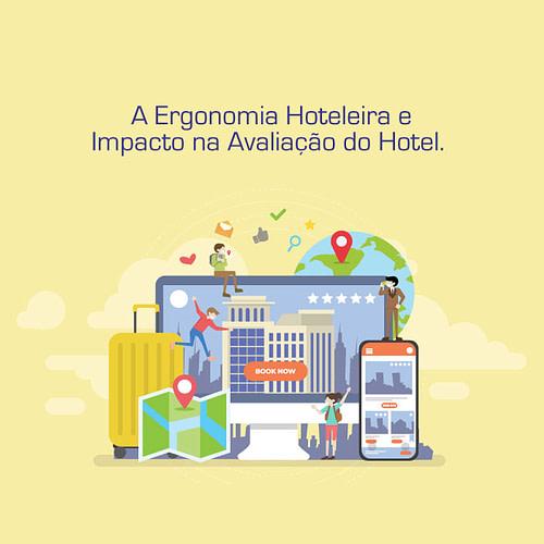 """Seminário """"A Ergonomia Hoteleira e o Impacto na Avaliação do Hotel""""."""